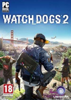 Watch Dogs 2 Uplay Key EUROPE