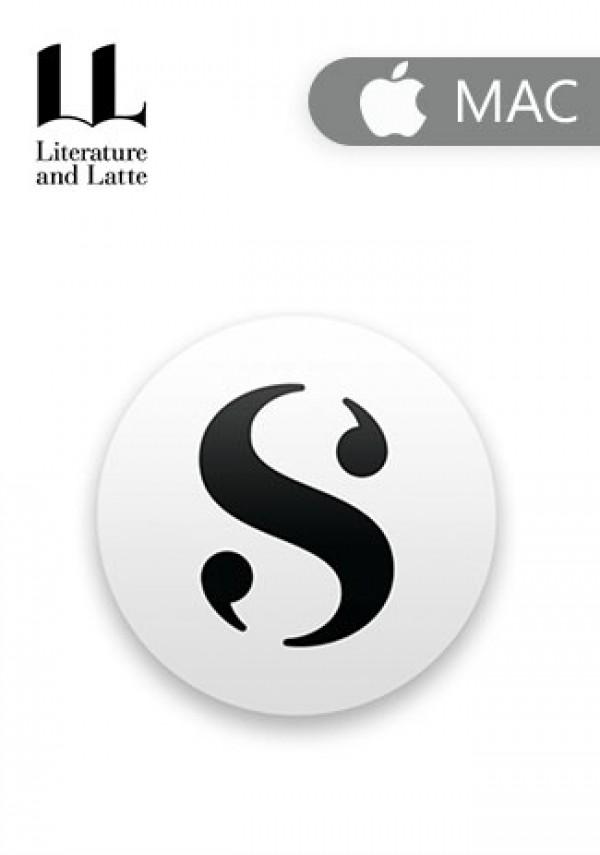 Scrivener Standard Licence for macOS