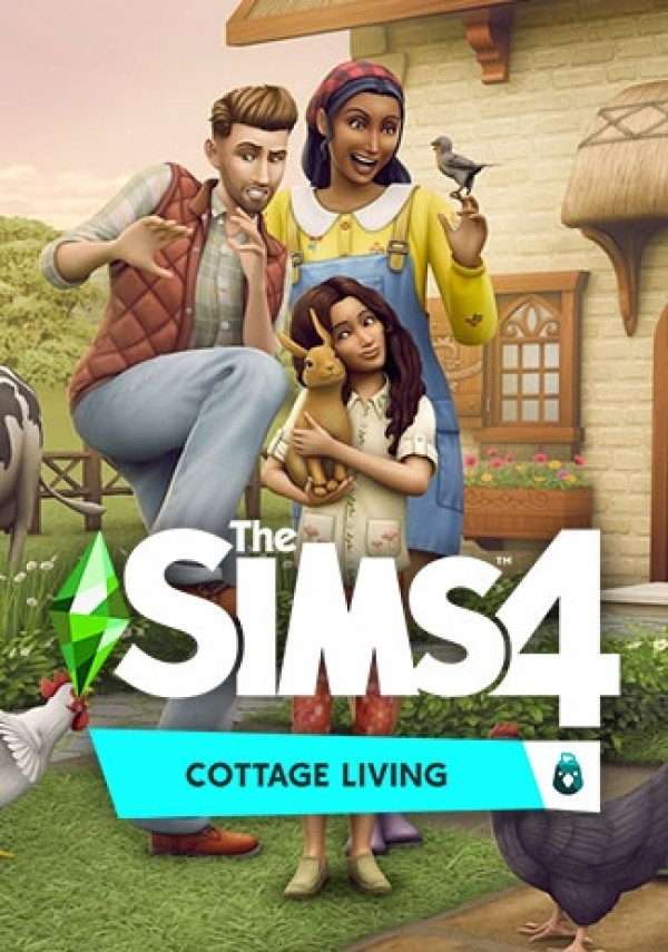 The Sims 4 - Cottage Living