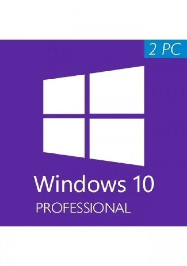 Win 10 Pro 2 PC