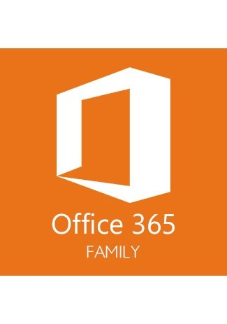 Office 365 Family 6-month Subscription - Up to 6 Users