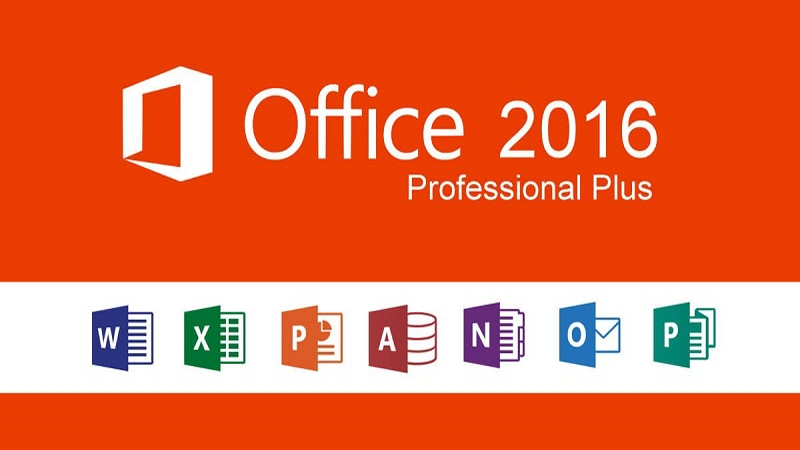 Office 2016 Pro  1 PC